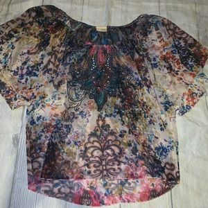 Daytrip dress top size small/ med